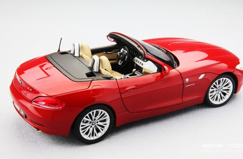 1/18 Kyosho BMW Z4 sDrive35i Convertible (E89) (Red)