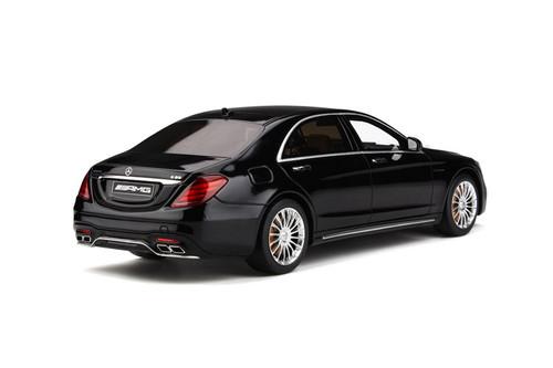 1/18 GT Spirit GTSpirit Mercedes-Benz S-Class S65 AMG (Black) Resin Car Model