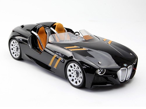 1/18 Norev BMW 328 Hommage Concept Diecast Car Model