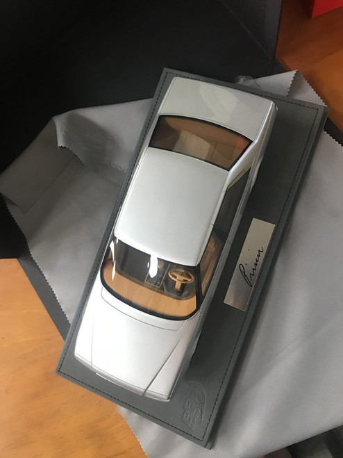 1/18 BBR Ferrari Pinin by Pininfarina (Silver) Enclosed Resin Car Model Limited