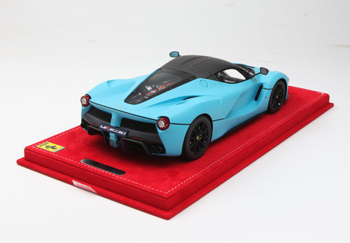 1/18 BBR Ferrari LaFerrari Special Edition (Matte Babyblue) Resin Car Model Limited 20