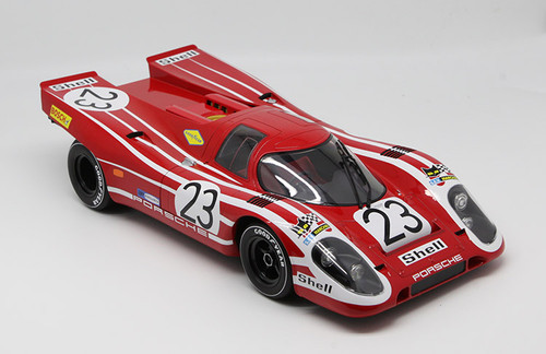 1/12 Norev 1970 Porsche 917 Le Mans LM Enclosed Car Model