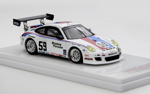 1/43 TSM TopSpeed Porsche 911 997 GT3 Enclosed Diecast Car Model