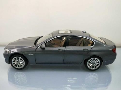 RARE 1/18 Norev BMW F10 5 Series 550i (Grey) Diecast Car Model
