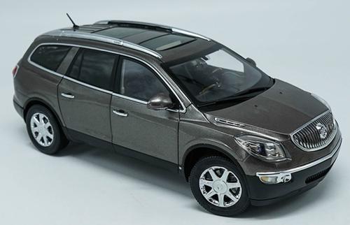 1/18 Dealer Edition Buick Enclave (Champagne) Diecast Car Model