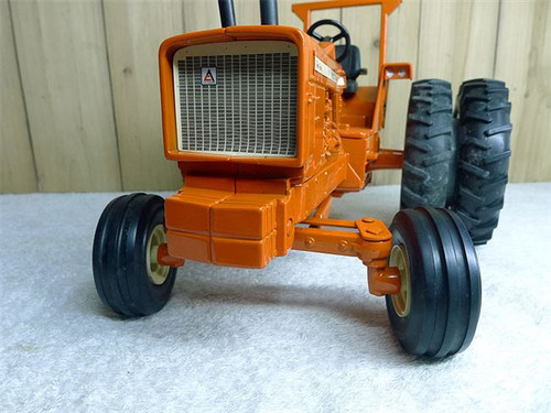 1/16 ERTL Allis Chalmers Two-Ten with Rear Duals and ROPS Diecast Model