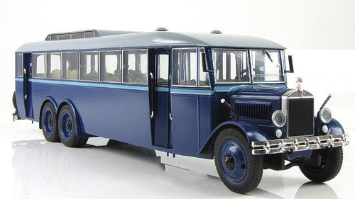 1/43 ULTRA 1932 YaA-2 YAGAZ Russian Bus Diecast Car Model