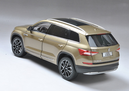 1/18 Dealer Edition Skoda KODIAQ Diecast Car Model