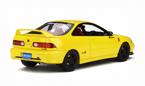 1/18 OTTO Honda DC2 Spoon Enclosed Car Model Limited 2000