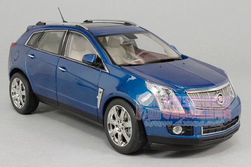 1/18 Kyosho Cadillac SRX (Blue) Diecast Car Model