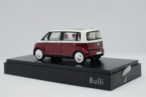 1/43 Dealer Edition Volkswagen VW Bulli Resin Car Model
