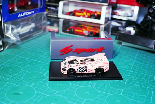 1/43 Spark Porsche 917/20 LM 1971 R. Joest - W. Kauhsen Car Model
