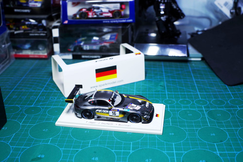 1/43 Spark Mercedes-Benz MB Mercedes AMG GT3 Winner VLN 2016 Car Model