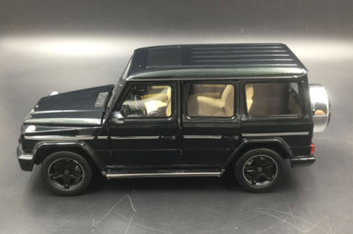 1/18 iScale Mercedes-Benz MB G-Class G-Klasse G500 (Dark Green) Diecast Car Model