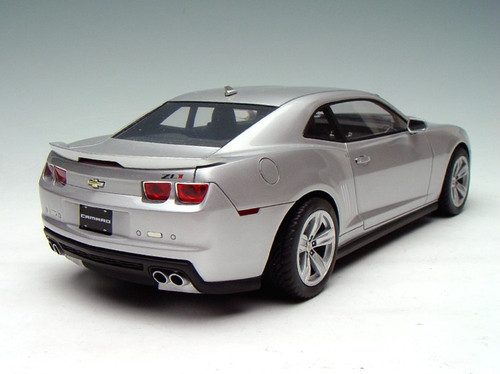 1/18 Resin Hand Made Chevrolet Camaro ZL1 (Silver)