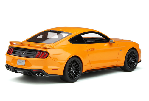 1/18 GT Spirit GTSpirit Ford Mustang GT GT350 GT500 (Orange) Enclosed Car Model Limited 999