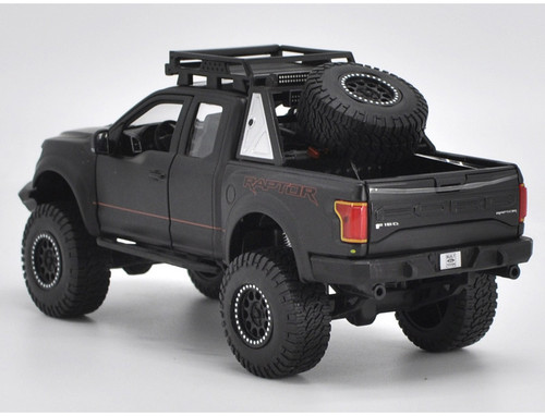 1/24 Maisto Ford F-150 F150 Raptor (Black) Diecast Car Model