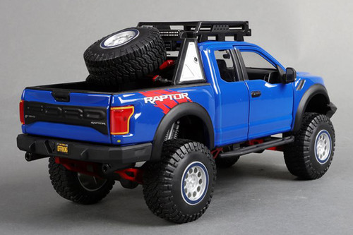 1/24 Maisto Ford F-150 F150 Raptor (Blue) Diecast Car Model