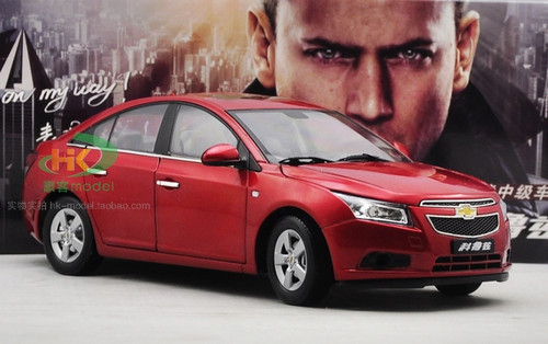 1/18 Chevrolet Cruze (Red)