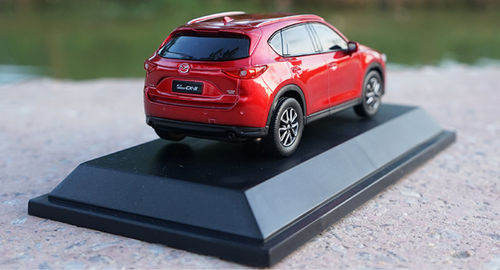 1/43 Dealer Edition 2018 Mazda CX-5 CX5 (Red) Diecast Car Model