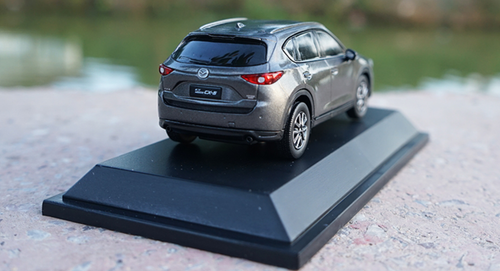 1/43 Dealer Edition 2018 Mazda CX-5 CX5 (Grey) Diecast Car Model