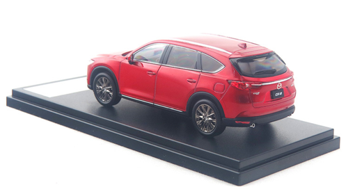 1/43 Hi-Story History Mazda CX-8 CX8 (Red) Diecast Car Model