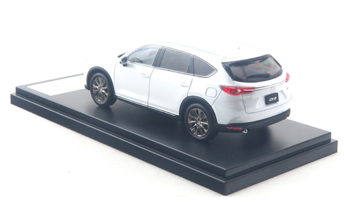 1/43 Hi-Story History Mazda CX-8 CX8 (White) Diecast Car Model