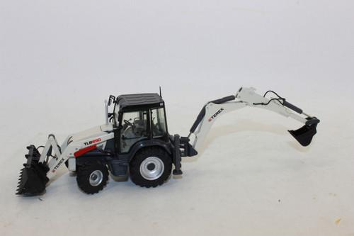 1/50 NZG TEREX TLB890 BACKHOE Excavator Diecast Car Model