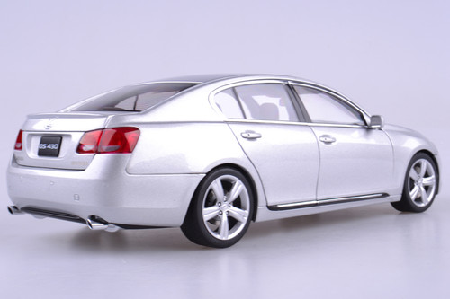 1/18 AUTOart 2006 Lexus GS GS430 (Silver) Diecast Car Model