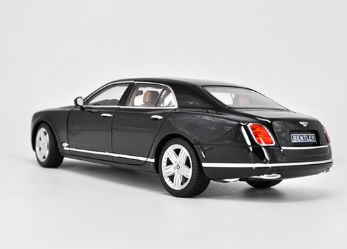 1/18 Rastar Bentley Mulsanne (Black) Diecast Car Model