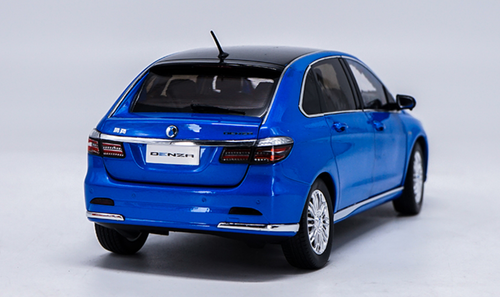 1/18 Dealer Edition BYD DENZA (Blue) Diecast Car Model