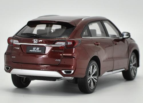 1/18 Dealer Edition Honda Avancier (Red) Diecast Car Model