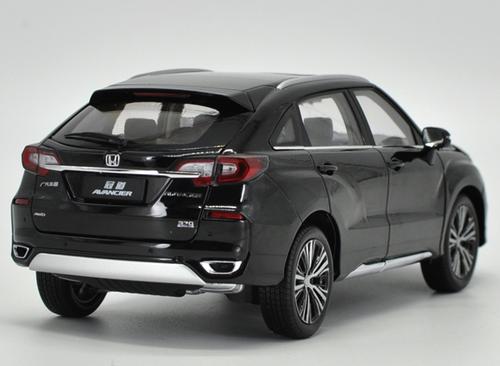 1/18 Dealer Edition Honda Avancier (Black) Diecast Car Model