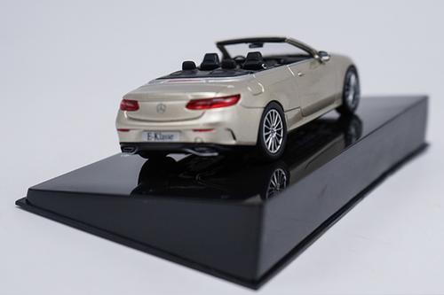 1/43 Dealer Edition Mercedes-Benz MB E-Class E-Klasse Coupe (Champagne) Diecast Car Model