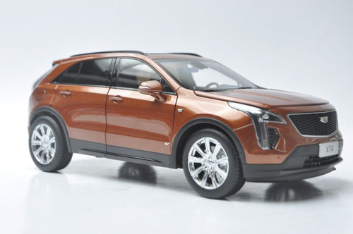 1/18 Dealer Edition Cadillac XT4 (Autumn Metallic) Diecast Car Model