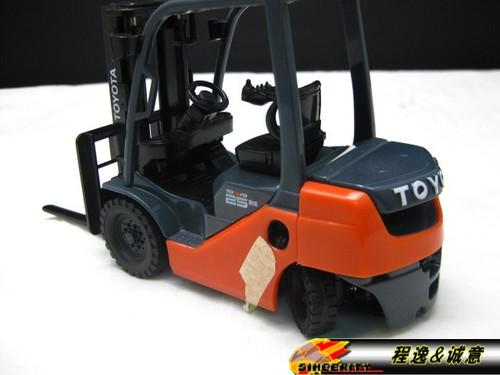 1/24 Dealer Edition Toyota 8FG/8FD Folklift Diecast Car Model