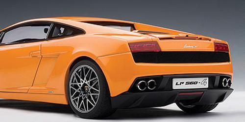 1/18 AUTOart LAMBORGHINI GALLARDO LP560-4 - BOREALI / ETALLIC ORANGE Diecast Car Model