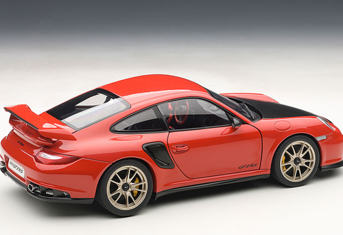 1/18 AUTOart PORSCHE 911(997) GT2 RS (RED) Diecast Car Model