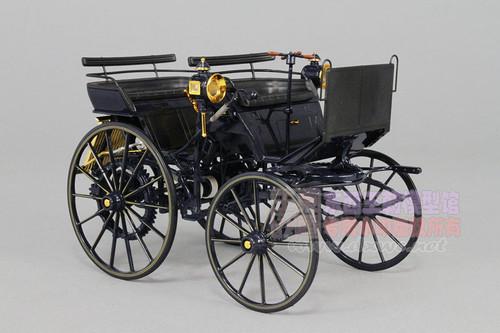 1/18 1886 Daimler Motorkutsche