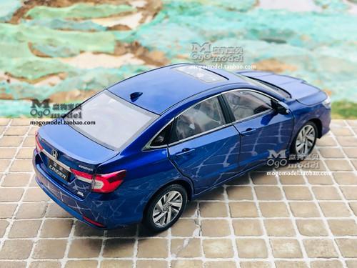 1/18 Dealer Edition 2019 Honda Crider (Blue) Diecast Car Model
