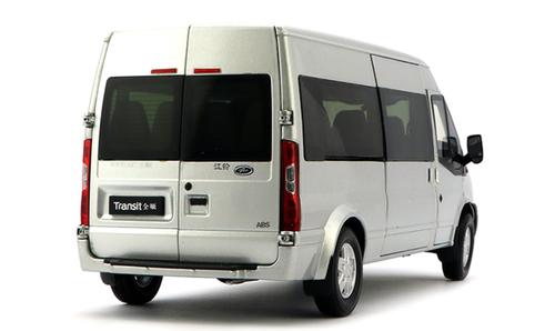 1/18 Dealer Edition Ford Transit Diecast Car Model
