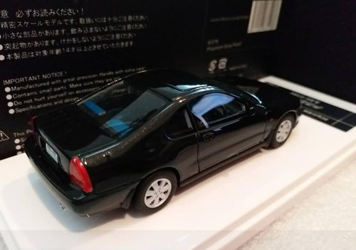 1/43 WIT'S WITS Honda Prelude 2.2Si VTEC (Grey) Diecast Car Model
