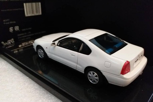 1/43 WIT'S WITS Honda Prelude 2.2Si VTEC (White) Diecast Car Model