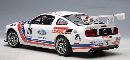 1/18 AUTOart Ford Mustang Challenge FR500S #00 Diecast Car Model 80712