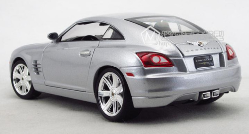 1/18 Chrysler Crossfire (Silver) Diecast Car Model
