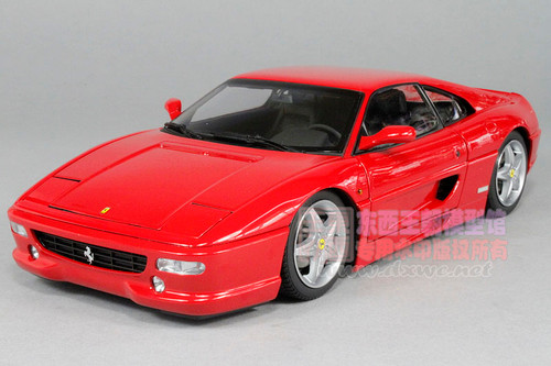 1/18 Kyosho Ferrari F355 Berlinetta (Red) Diecast Car Model