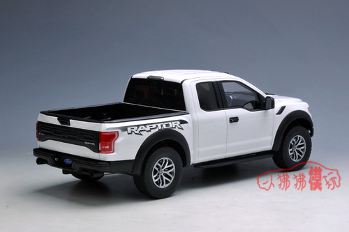 1/18 GT Spirit GTSpirit Ford F150 F-150 Raptor (White) Resin Car Model