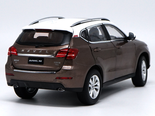 1/18 Dealer Edition Great Wall Haval H2 (Brown) Diecast Car Model