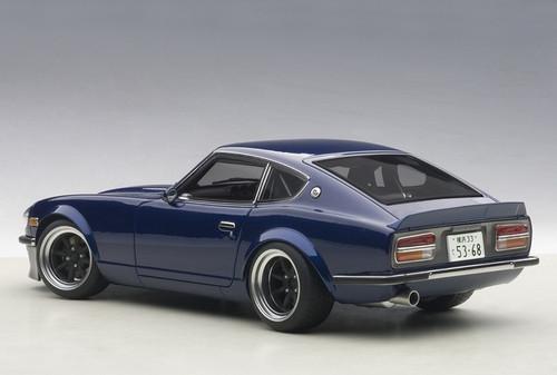 """1/18 AUTOart Nissan Wangan Midnight """"Akuma no Z"""" Diecast Car Model 77451"""