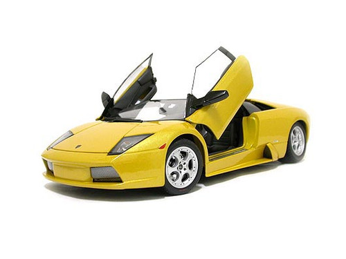 1/18 Maisto Lamborghini Murcielago Roadster LP640 (Yellow) Diecast Car Model
